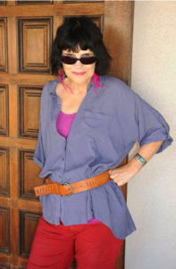 Suzanne Lummis, L.A. Poet